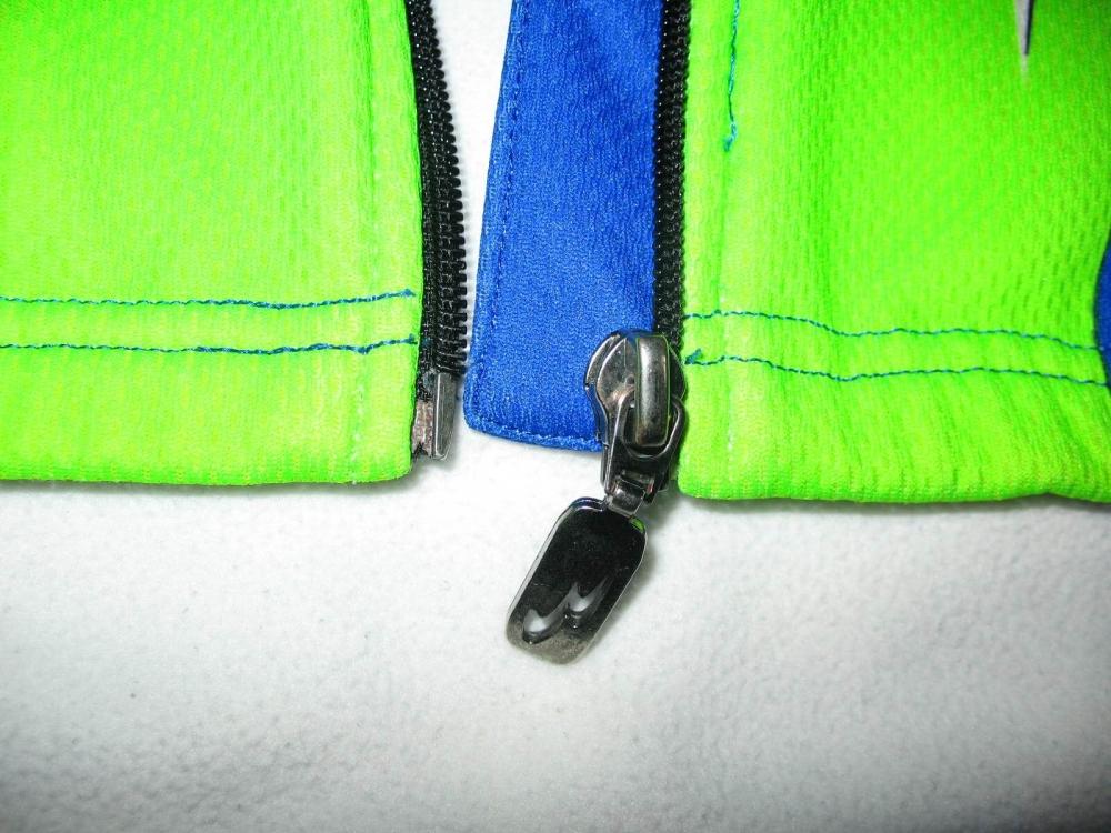 Велокуртка BIEMME cycle perfomance jacket (размер XL) - 4