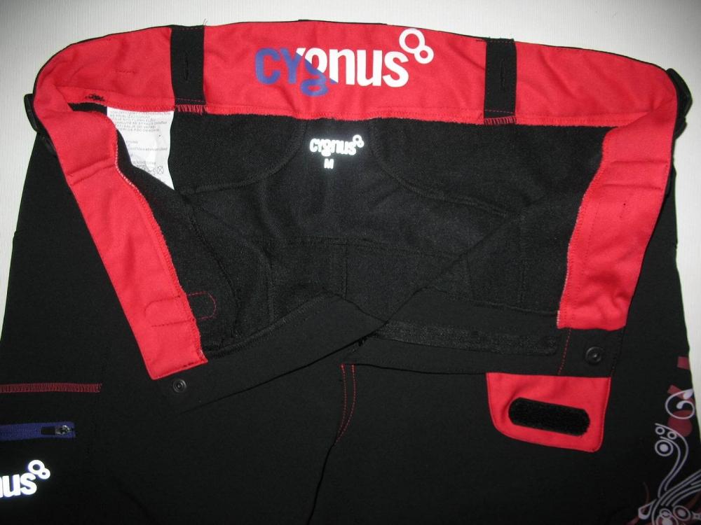 Велошорты CYGNUS bike shorts lady (размер М) - 5