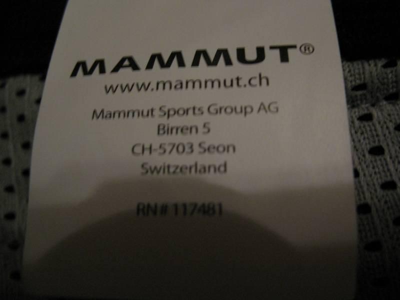Кофта MAMMUT rundle softshell jacket lady  (размер M) - 12