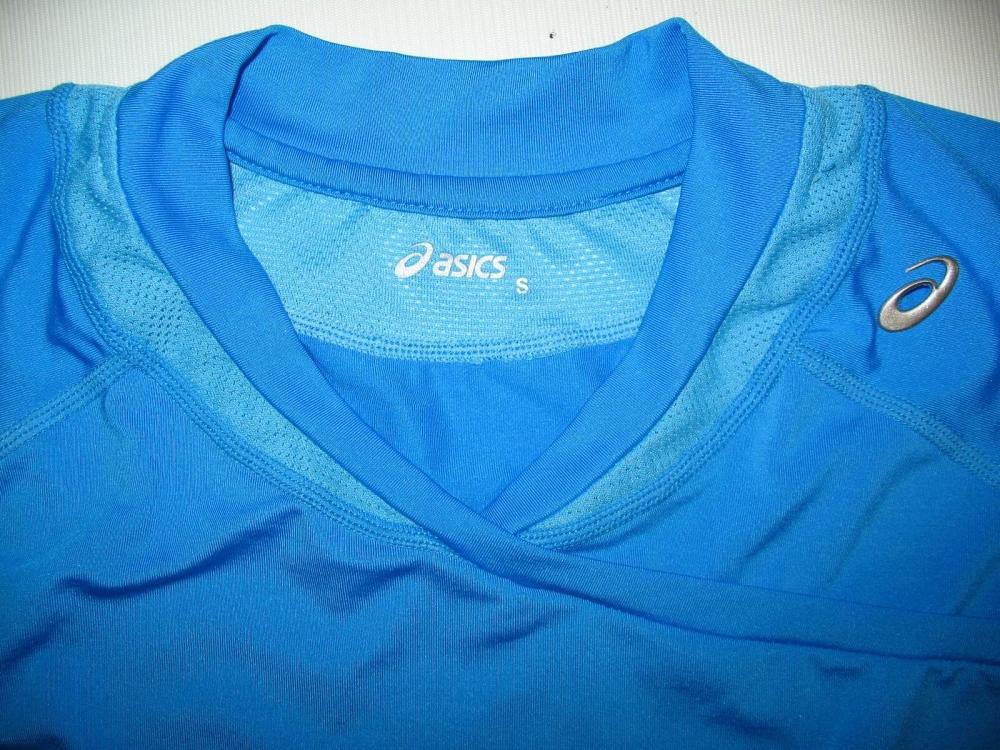 Футболка ASICS running t-shirts lady (размер S) - 5