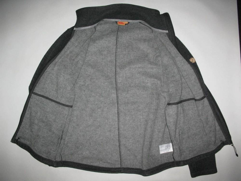 Кофта FJALLRAVEN tornetrask fleece jacket (размер L) - 8