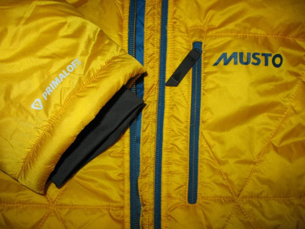 Куртка MUSTO еvolution primaloft jacket (размер XL) - 7