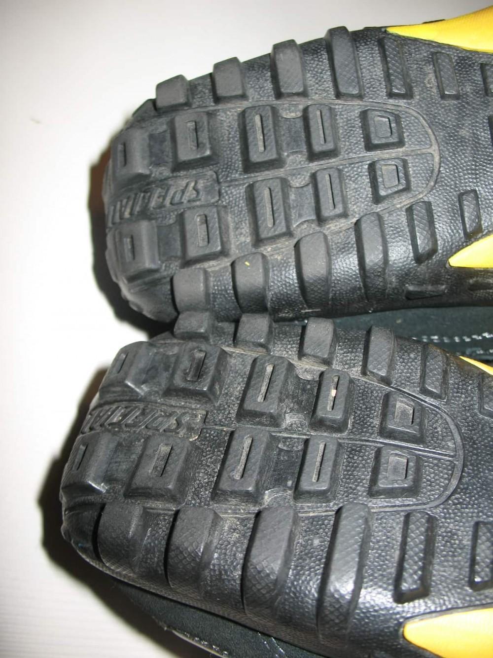 Велотуфли SPECIALIZED taho mtb shoes (размер US9/UK8/EU42(на стопу 265 mm)) - 6