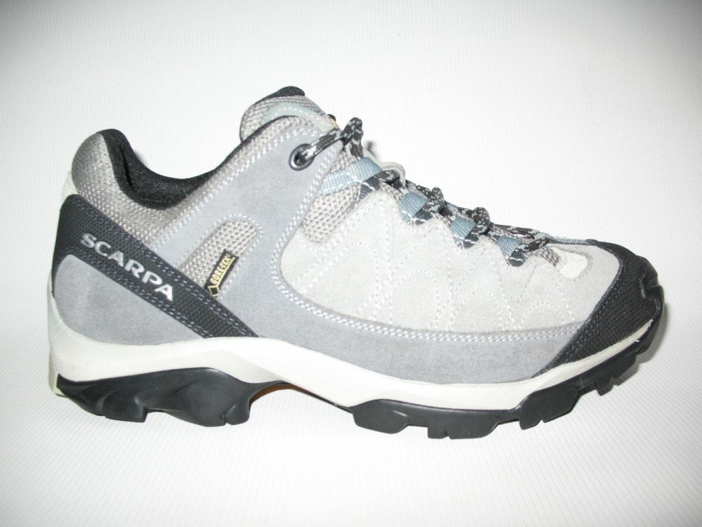 Кроссовки SCARPA vortex GTX shoes (размер UK5,5;US6,5;EU39(на стопу до 250mm)) - 1