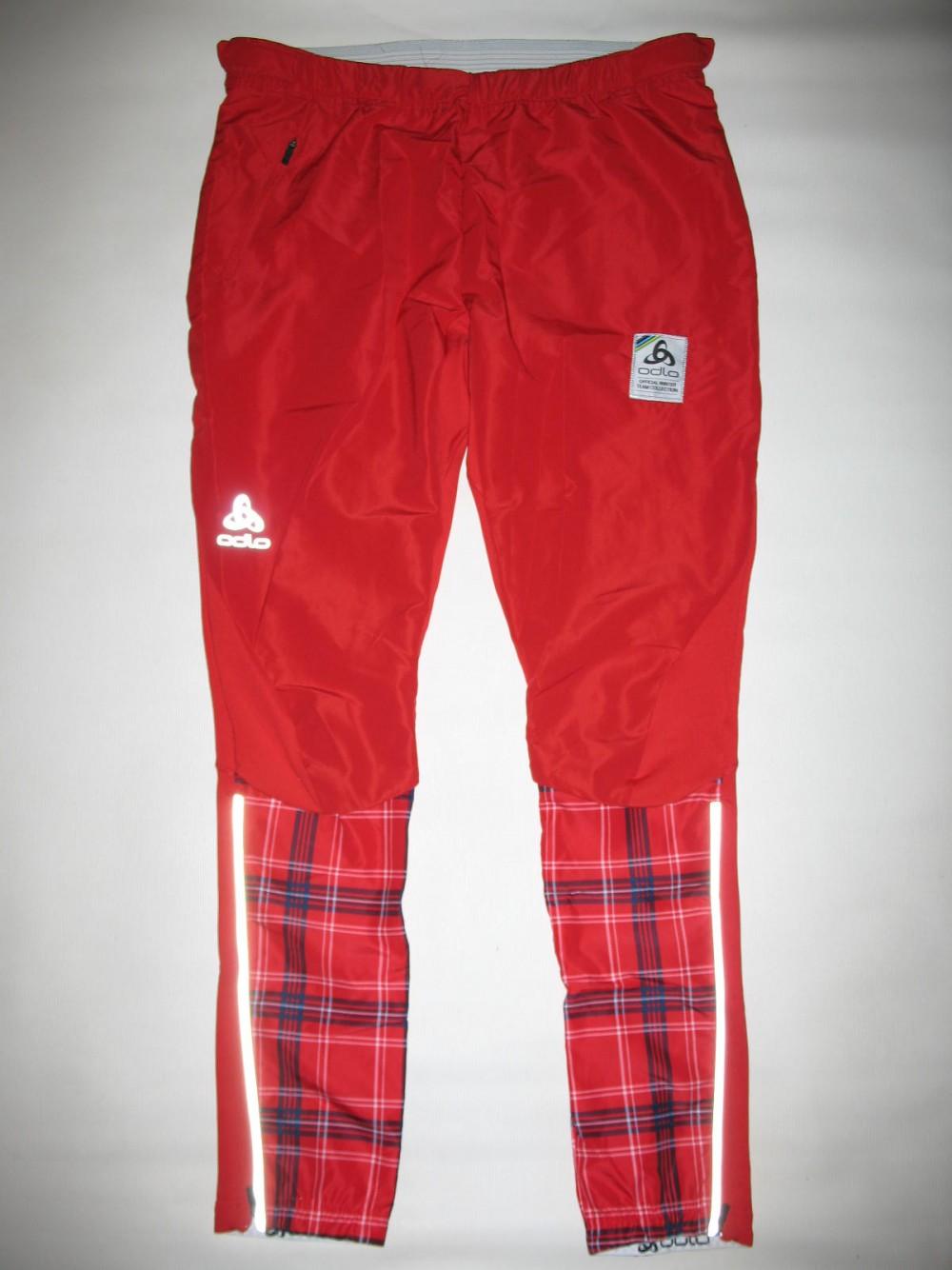 Штаны ODLO logic windproof pants (размер L) - 1