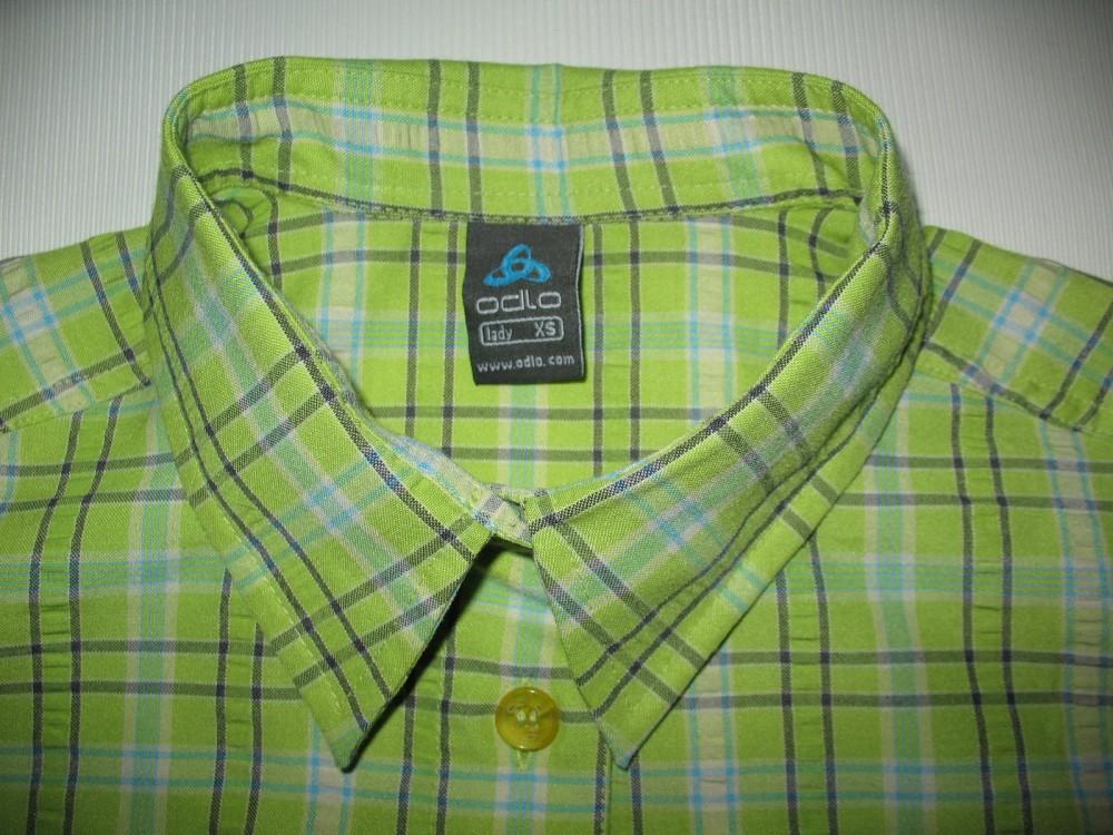 Рубашка ODLO outdoor shirts lady (размер XS(реально S/M)) - 2