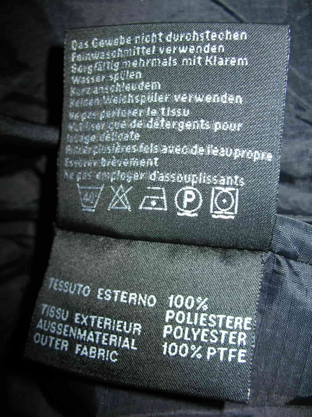 Куртка SALEWA leh gtx jacket lady (размер L) - 10