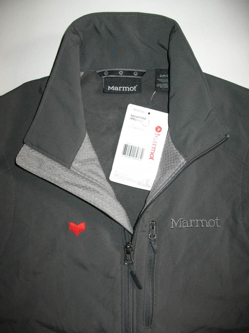 Жилет MARMOT approach softshell vest (размер L) - 4