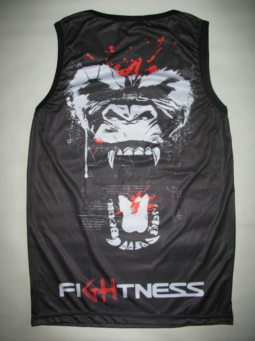 Майка FIGHTNESS ss jersey (размер S/М) - 1