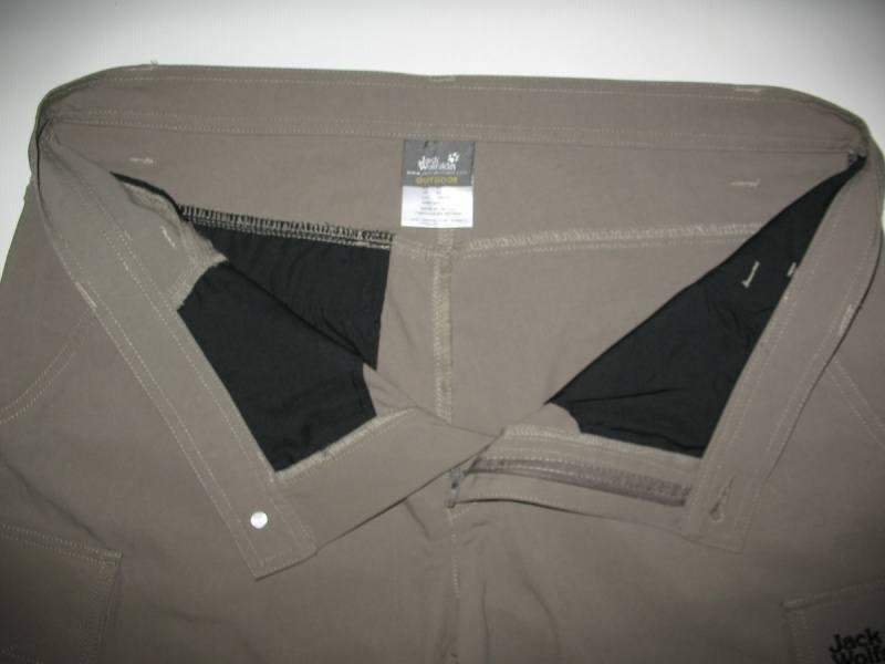 Шорты JACK WOLFSKIN rock shorts (размер 54-XL/XXL) - 6