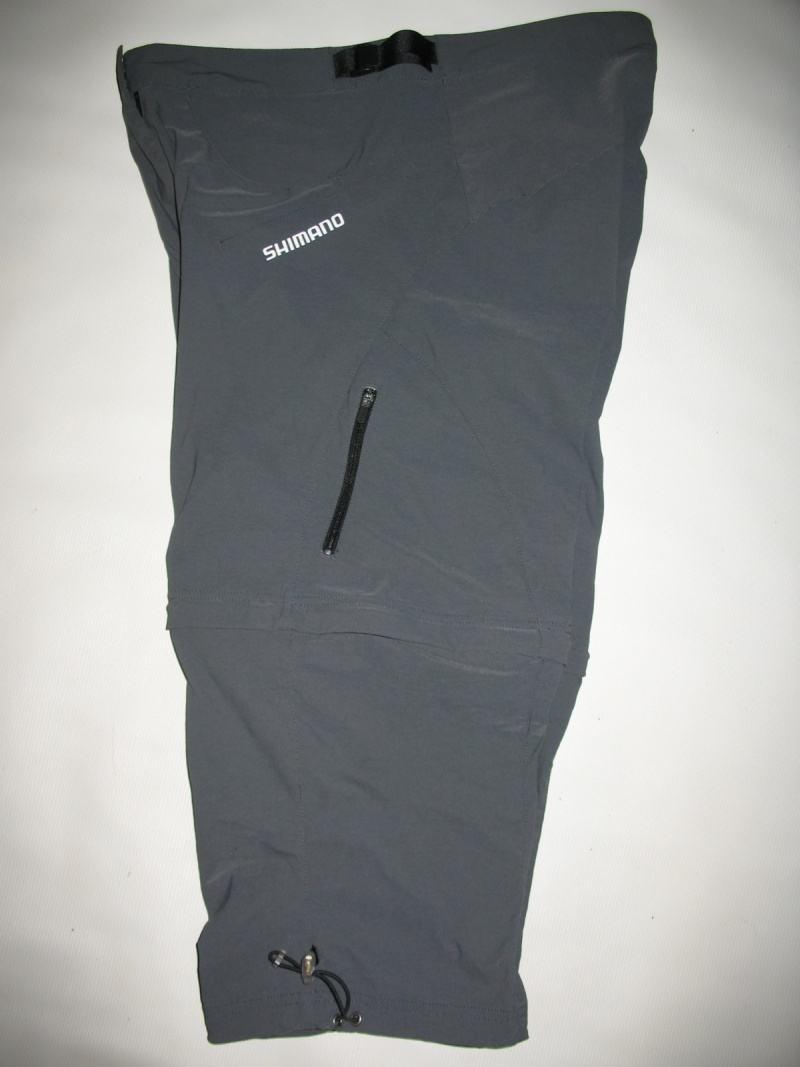 Шорты SHIMANO 3/4 mountain bike shorts lady(размер L) - 8