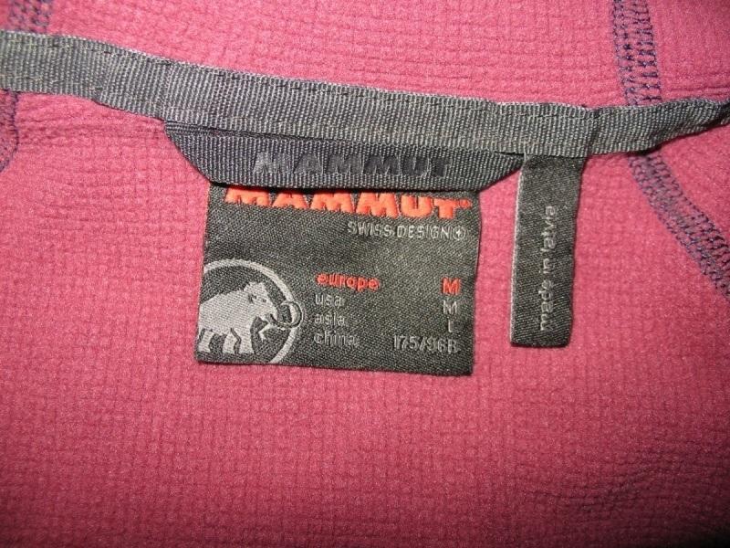 Кофта MAMMUT Mercury Jacket (размер M) - 12