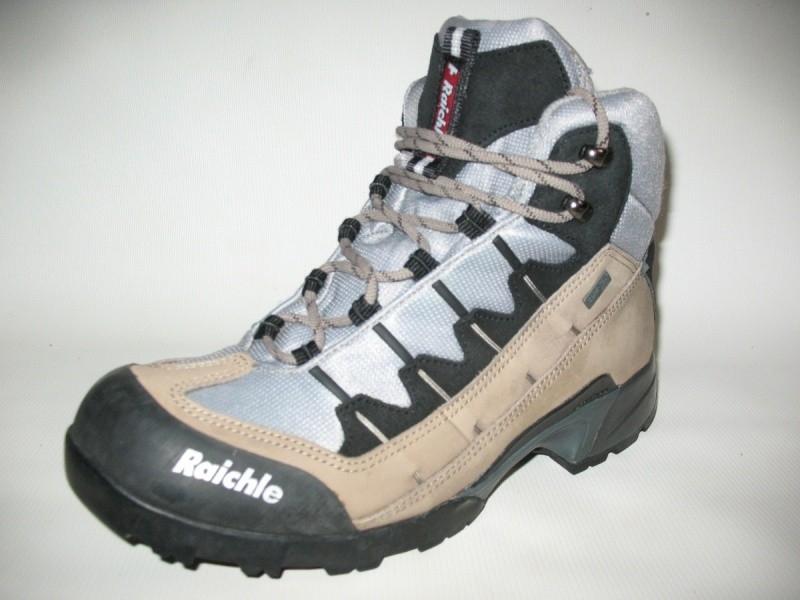 Ботинки RAICHLE fusion mid xcr   (размер US 9/UK8/EU42(на стопу до 270 mm)) - 2