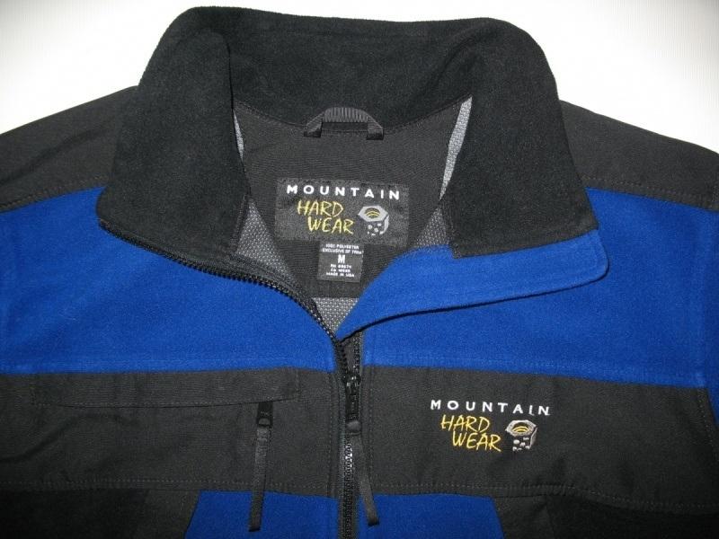 Куртка MOUNTAIN HARDWEAR Windstopper Tech Jacket  (размер M/L) - 3