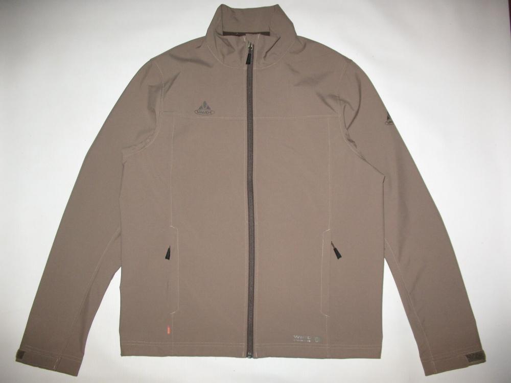 Куртка VAUDE Hurricane Jacket II  (размер 52/L) - 2