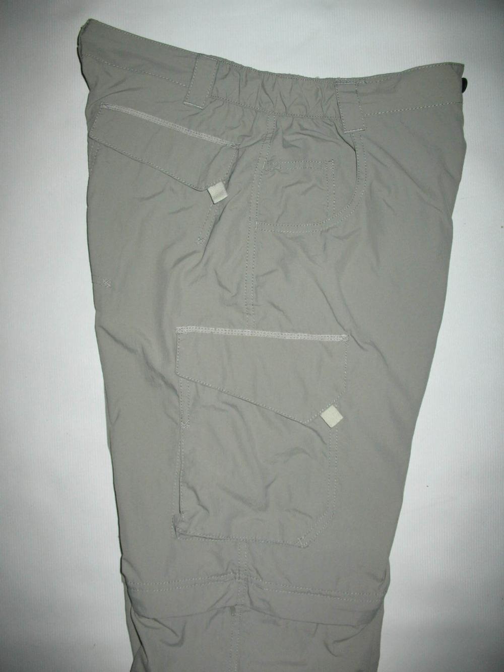 Штаны SALEWA newport dry 2in1 pants (размер 48/M) - 3