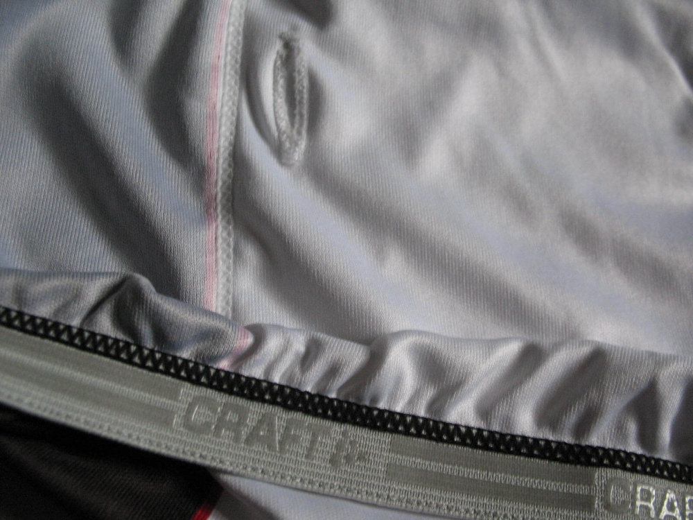 Веломайка CRAFT performance bike tour jersey (размер S) - 6