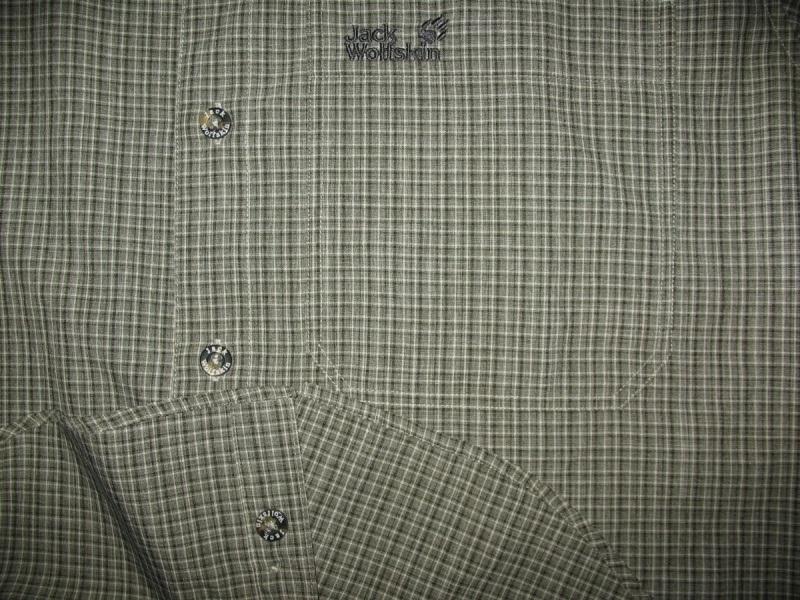 Рубашка JACK WOLFSKIN shirts  (размер S/M) - 3