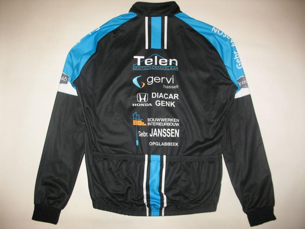 Велокуртка VERMARC kolmont windtex cycling jacket (размер 8-58-4XL) - 1