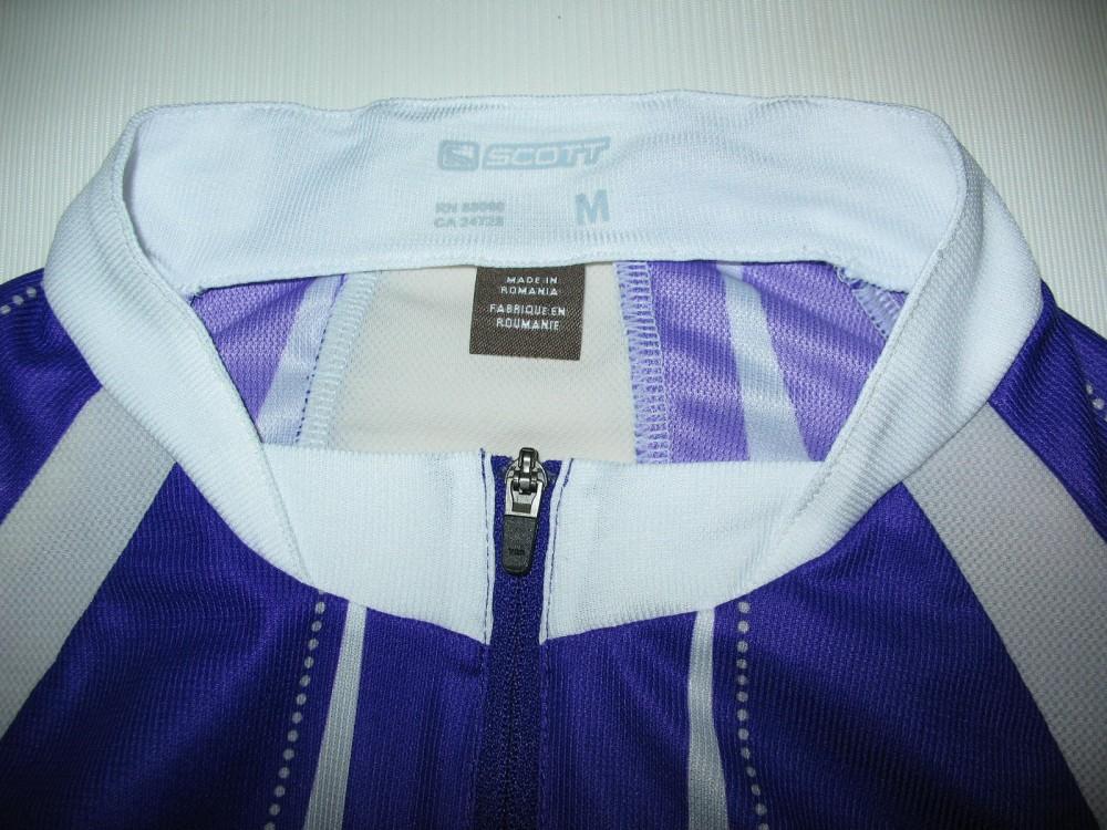 Веломайка SCOTT contessa cycling ss jersey lady (размер M) - 2