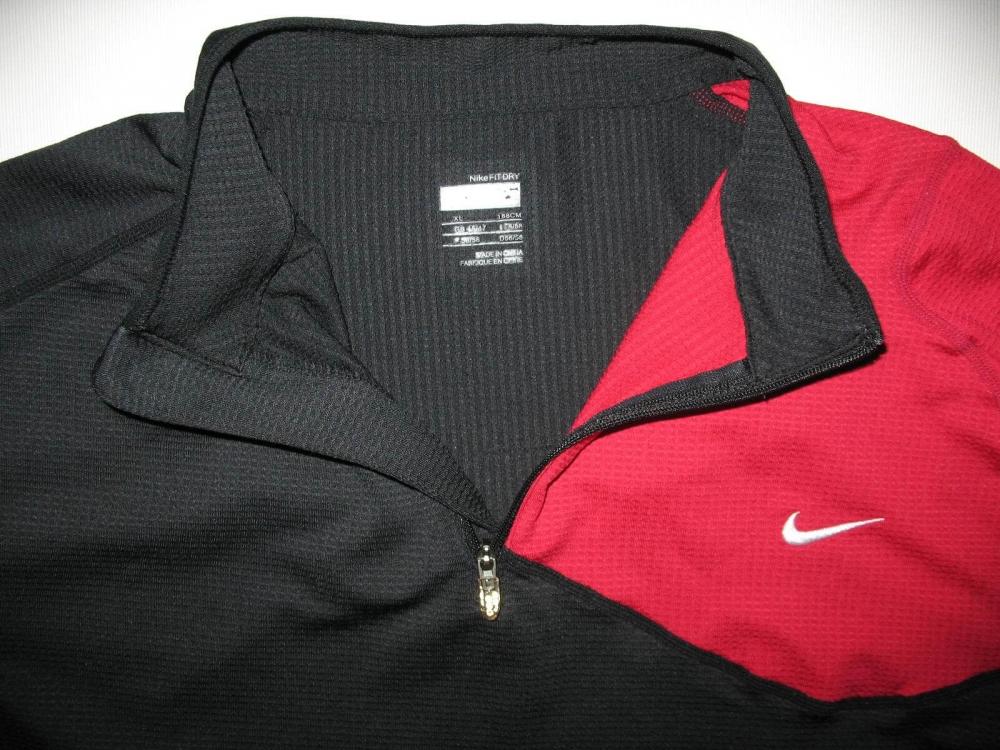 Футболка NIKE fit dry jersey (размеры 183 см/L и 188 см/XL) - 3