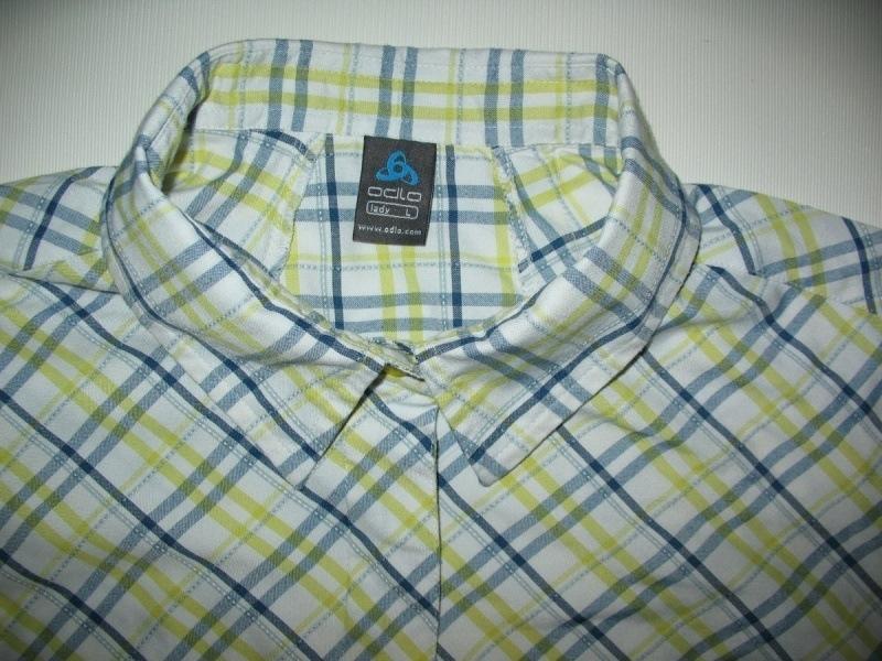 Рубашка ODLO shirt lady  (размер L/M) - 2