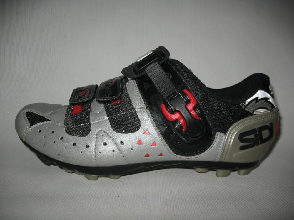 Велотуфли SIDI mtb shoes (размер EU41(на стопу 255mm)) - 1