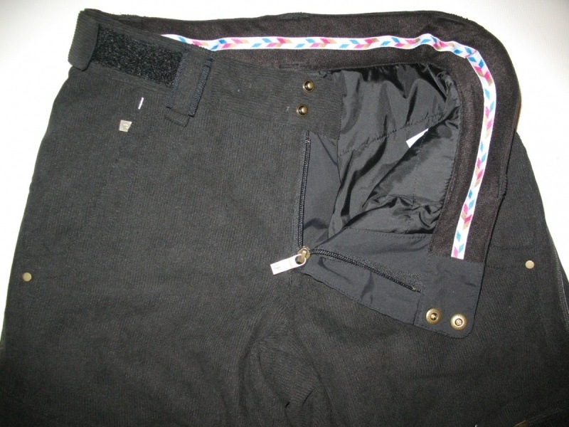 Штаны PEAK PERFOMANCE rail snowboard/ski pants lady (размер L) - 3