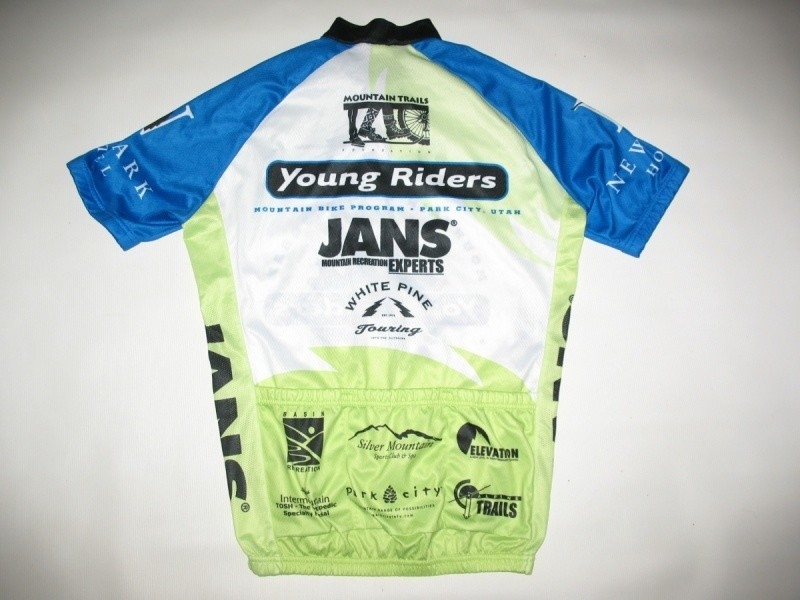 Футболка  ZBIKEWEAR young riders (размер XS/S) - 1