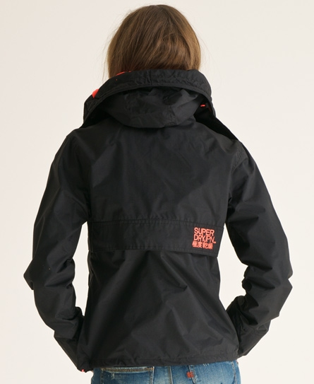 Куртка SUPERDRY Pop Zip Wind jacket lady (размер XS) - 2