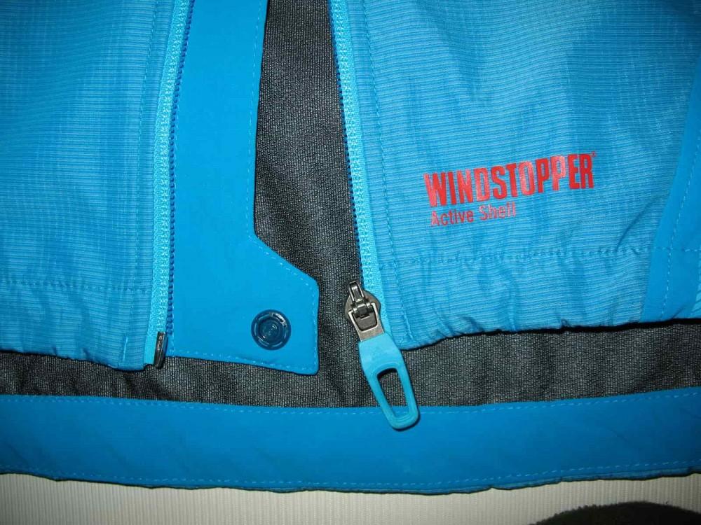 Куртка ADIDAS terrex hybrid windstopper jacket lady (размер 12-L/M) - 7