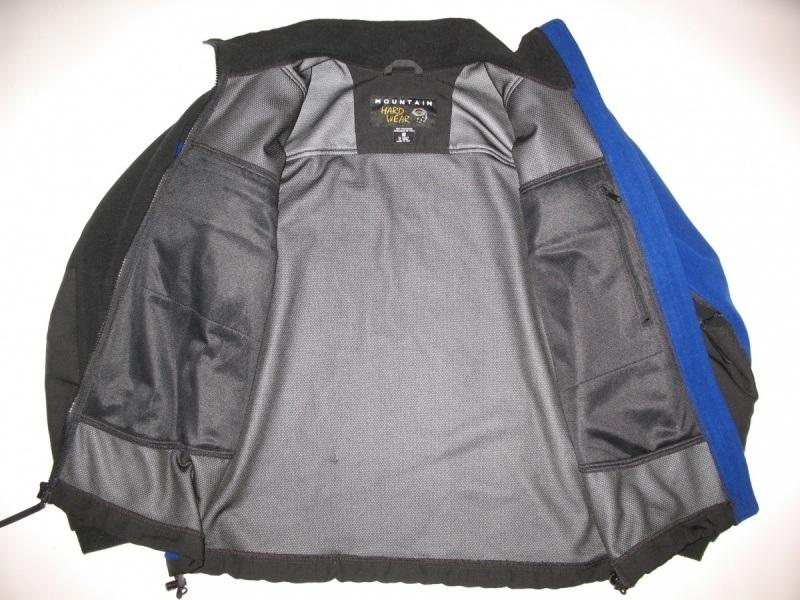 Куртка MOUNTAIN HARDWEAR Windstopper Tech Jacket  (размер M/L) - 4