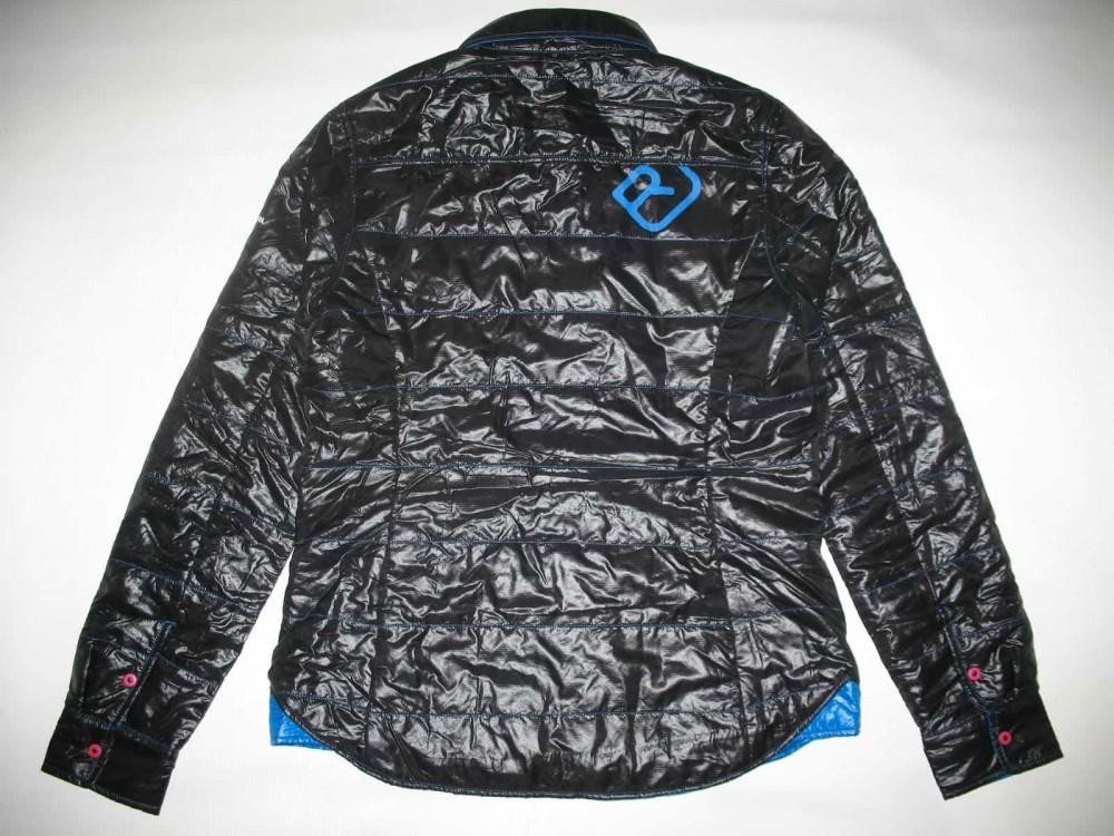Куртка ORTOVOX swisswool shirt outdoor jacket lady (размер L) - 2
