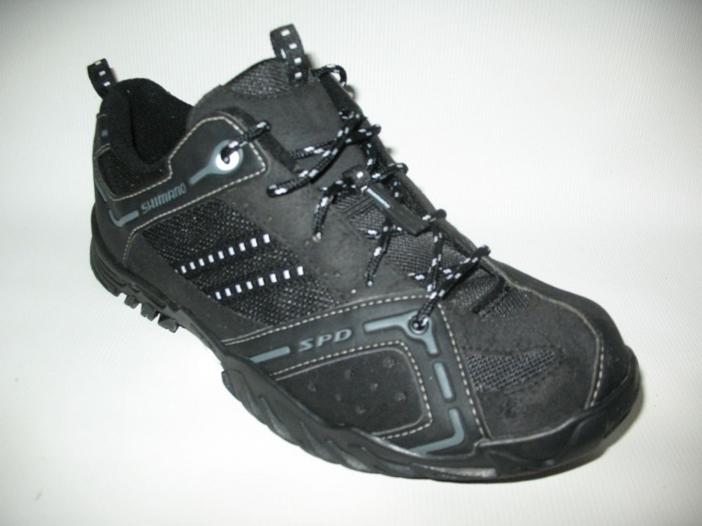 Велотуфли SHIMANO sh-mt32 mtb shoes (размер US10.5/EU45(на стопу до 285 mm)) - 2