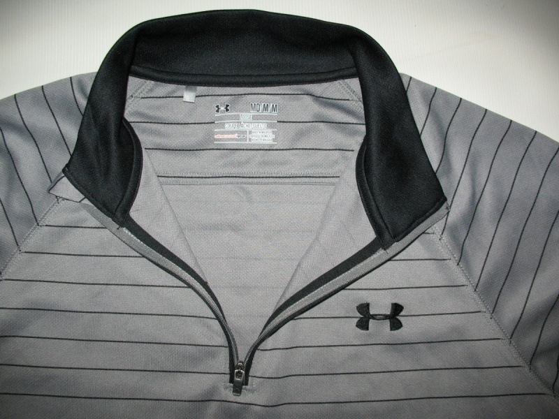 Кофта UNDER ARMOUR Ace Quarter Zip Jacket  (размер M/L) - 3