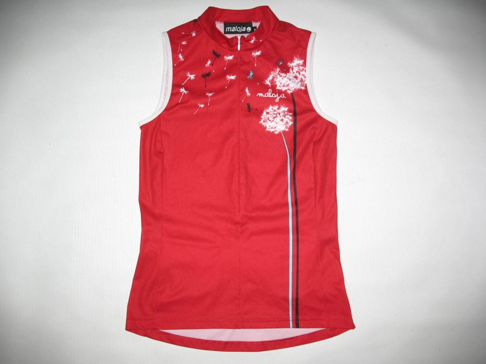 Веломайка MALOJA sleeveless cycling jersey lady (размер S) - 6
