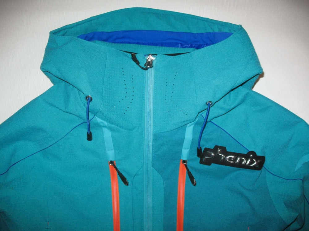 Куртка PHENIX Norway Alpine Team jacket lady (размер 38-S/M) - 5