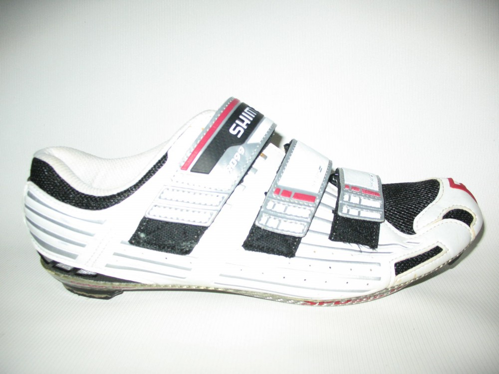 Велотуфли SHIMANO sh-r099 road shoes (размер US10,5/EU45(на стопу 285 mm)) - 5
