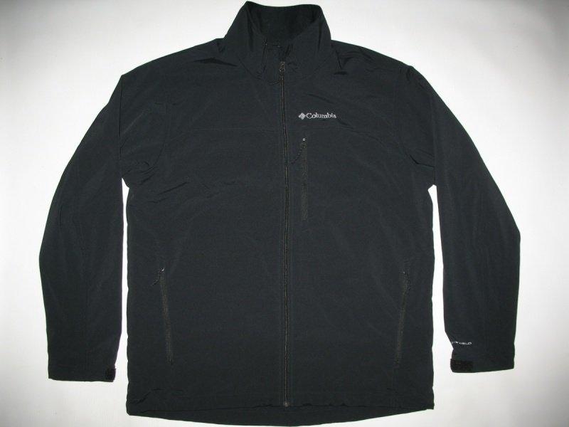 Кофта COLUMBIA Jet Stream II Softshell Jacket  (размер L(реально XL)) - 1