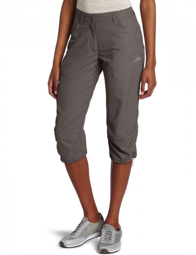 Шорты MAMMUT Niala 3/4 Pants lady  (размер 38/M) - 7