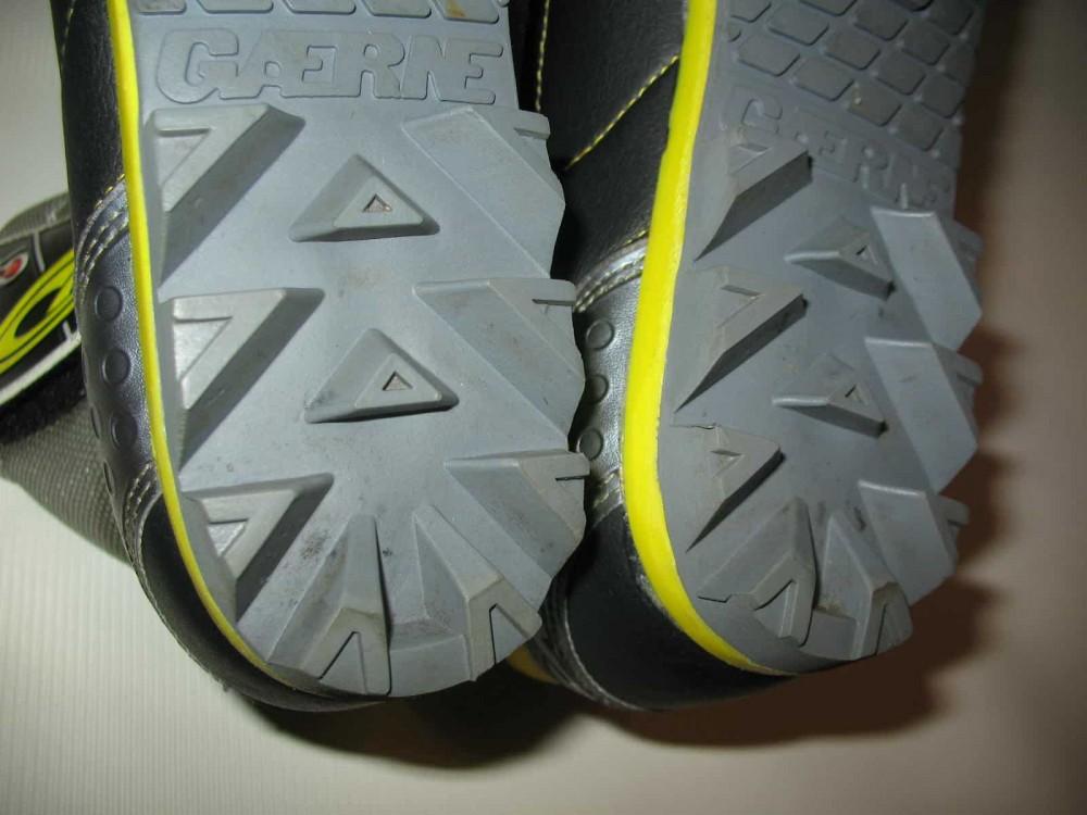 Велоботинки GAERNE polar MTB winter cycling boots (размер EU42(на стопу до 265mm)) - 11