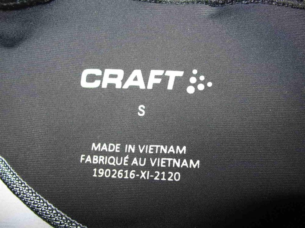 Велошорты CRAFT grand tour bib shorts (размер S) - 7