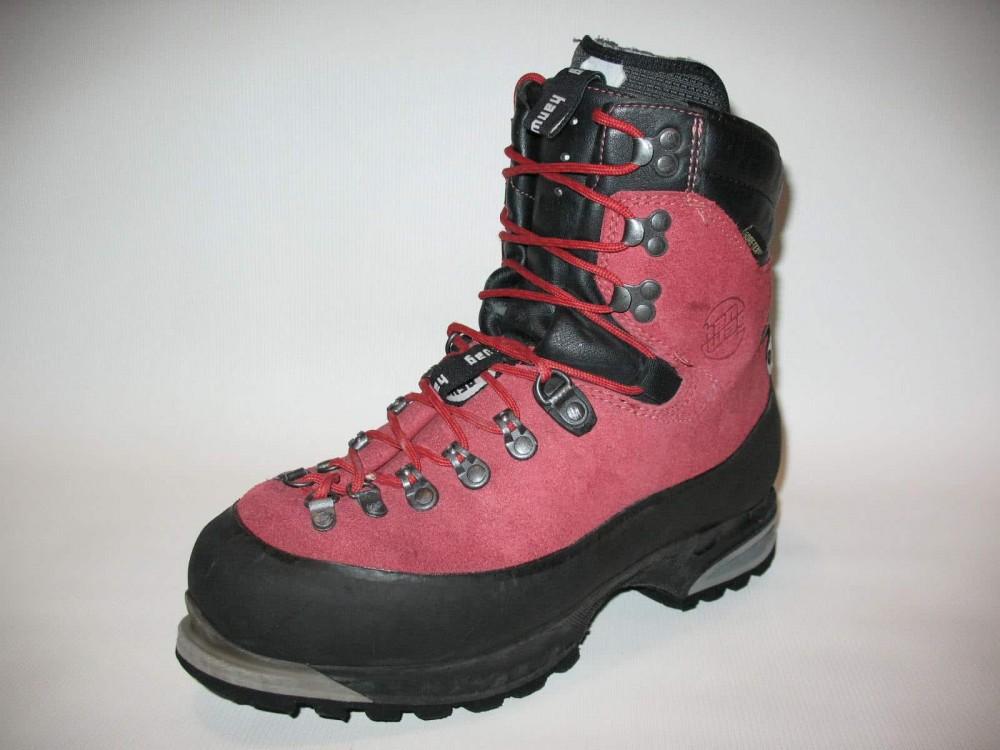 Ботинки HANWAG omega GTX boots (размер UK7,5/EU41,5(на стопу до 265mm)) - 3