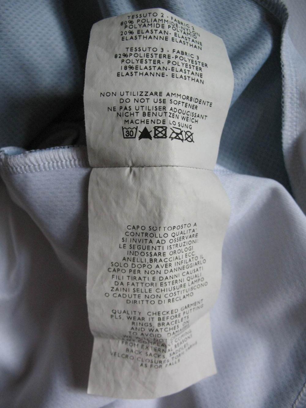 Веломайка NALINI active sleeveless jersey (размер М) - 7