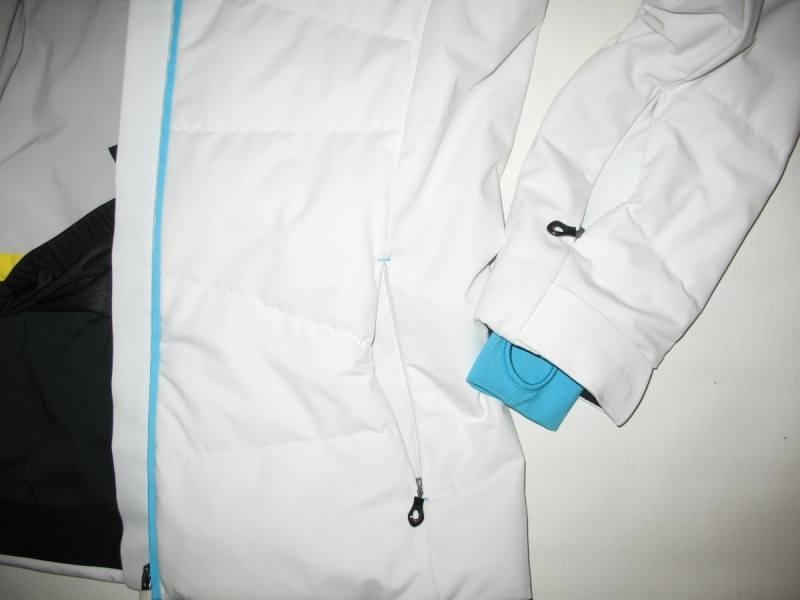 Куртка  KJUS Savvy Down jacket lady  (размер L/M) - 12