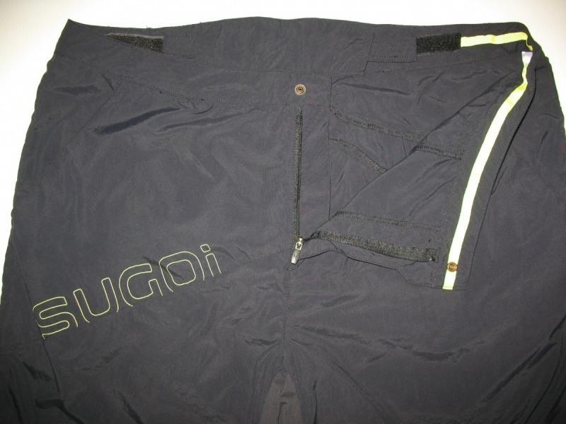 Шорты SUGOI Gustov Short  (размер XXL/XL) - 4