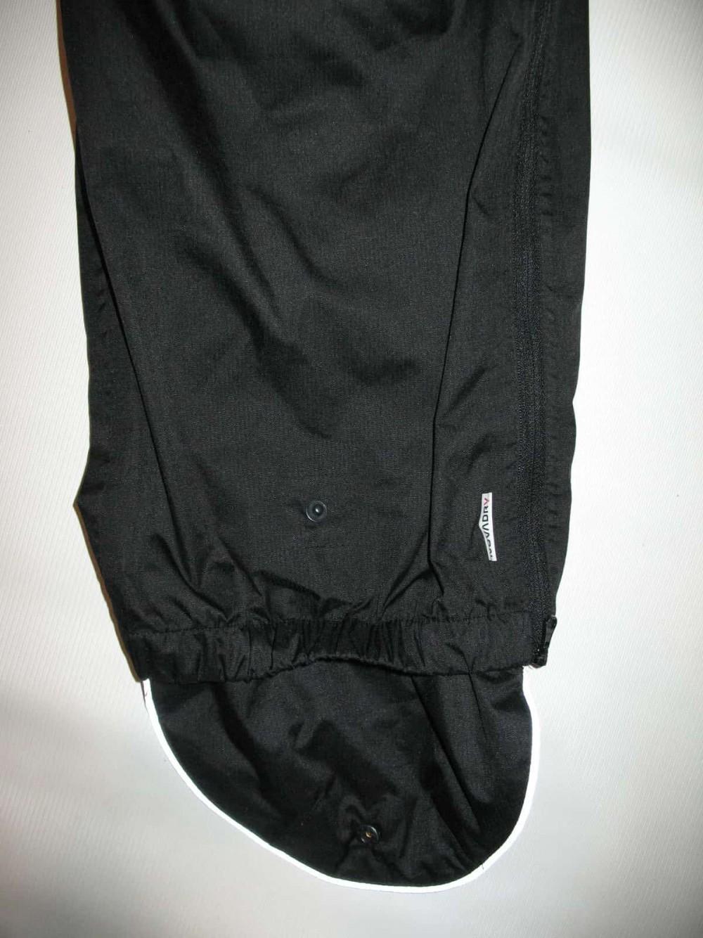 Штаны B'TWIN cycling rain pants (размер M) - 6
