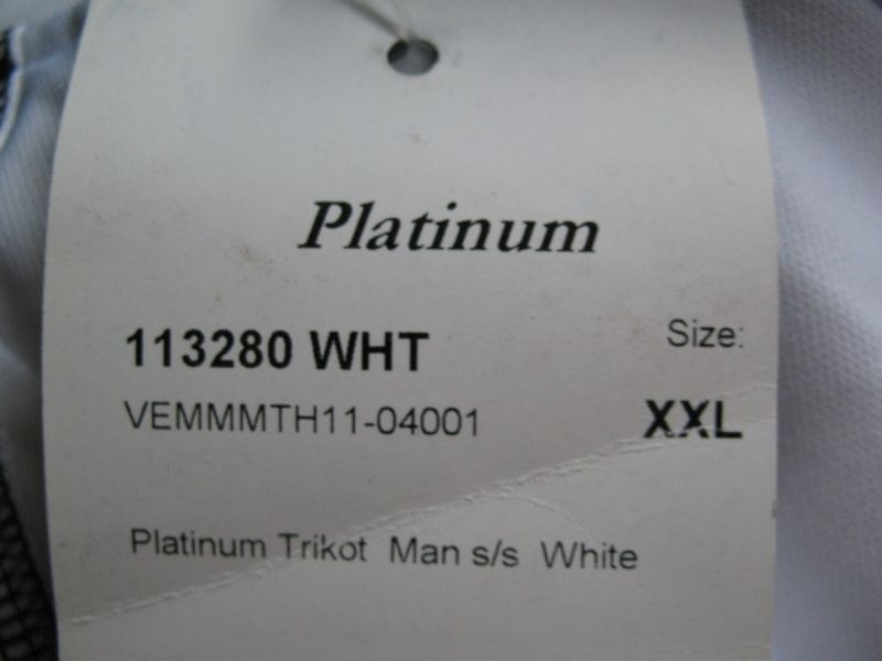 Футболка THOEMUS platinum trikot (размер XXL) - 12