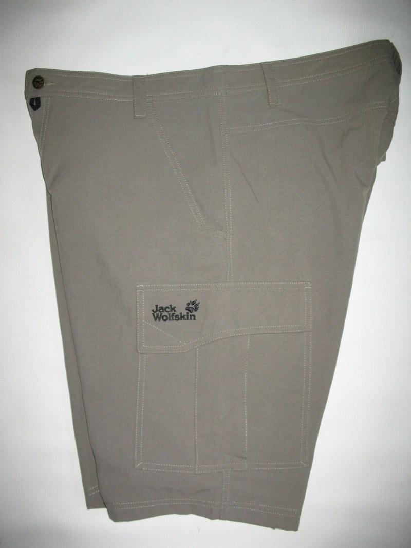 Шорты JACK WOLFSKIN rock shorts (размер 54-XL/XXL) - 9