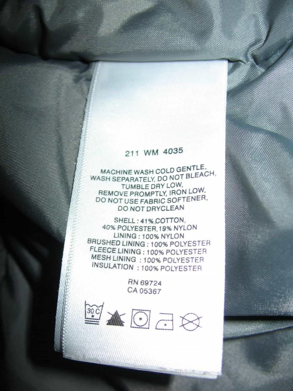 Куртка COLUMBIA omni shield warm jacket (размер L/XL) - 7
